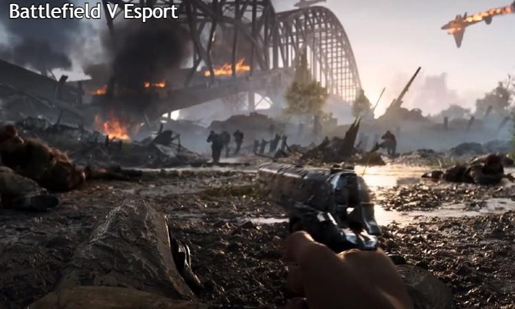 Battlefield V Esport