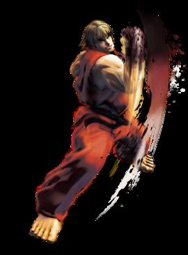 ตัวละครstreet fighter