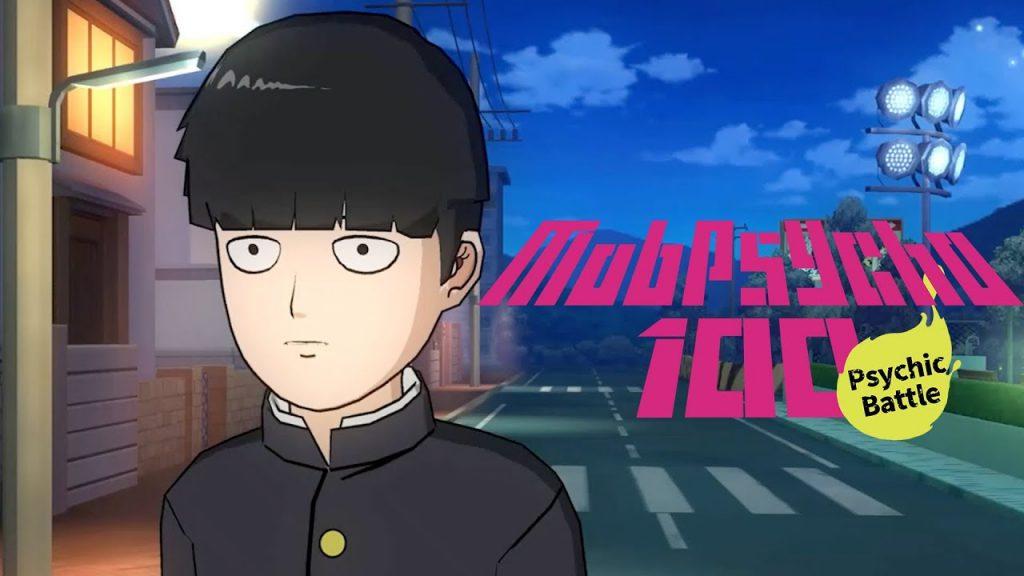 Mob Psycho 100 Psychic Battle